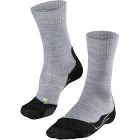 Falke TK2 Trekking Socks Herren light grey